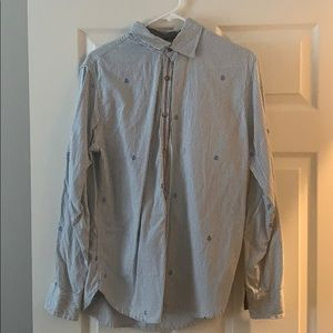 Anchor Long Sleeve Shirt